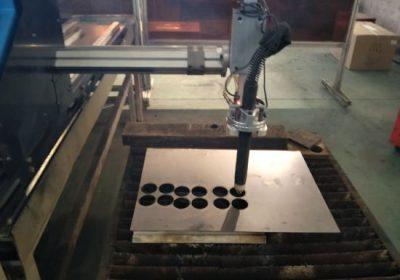 الصين رخيصة محمولة CNC البلازما القاطع التصنيع باستخدام الحاسب الآلي آلة قطع البلازما
