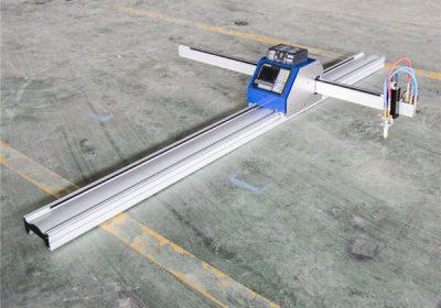 آلة قطع البلازما CNC للوحة الفولاذ / الصلب / كوبر