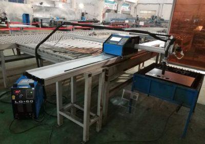 آلة قطع البلازما وآلة القطع باللهب CNC للبيع