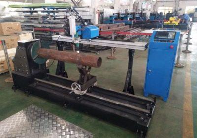منتج جديد محمول cnc البلازما الفولاذ المقاوم للصدأ آلة قطع الأنابيب