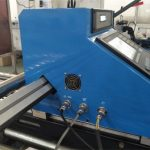 المحمولة آلة قطع البلازما البلازما 43a ستارت العلامة التجارية lcd لوحة التحكم نظام قطع البلازما آلة معدنية السعر