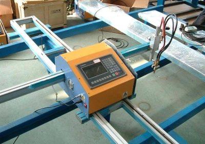محترف cnc لهب طاولة عمليّة قطع آلة مع مصنع سعر