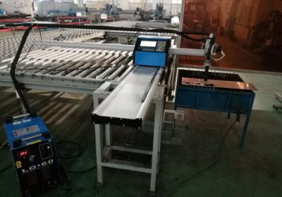 آلة قطع البلازما / اللهب المحمولة CNC لقطع الألومنيوم